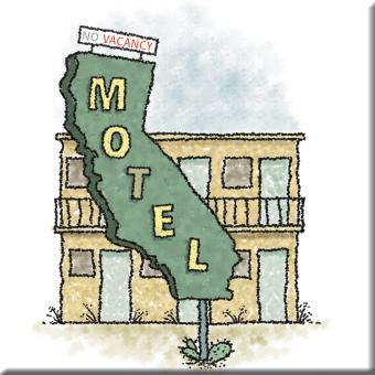 MN motel california