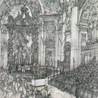 Vatican-II-Interior-St-Peters