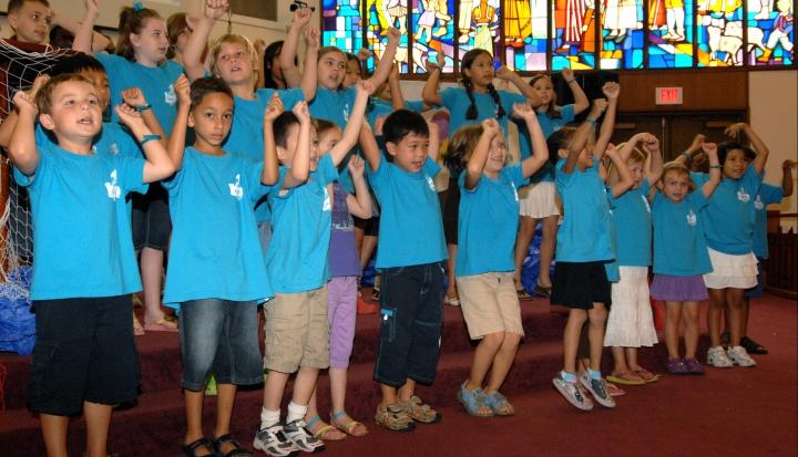 Vacation Bible School_Flickr_USAGYongsan