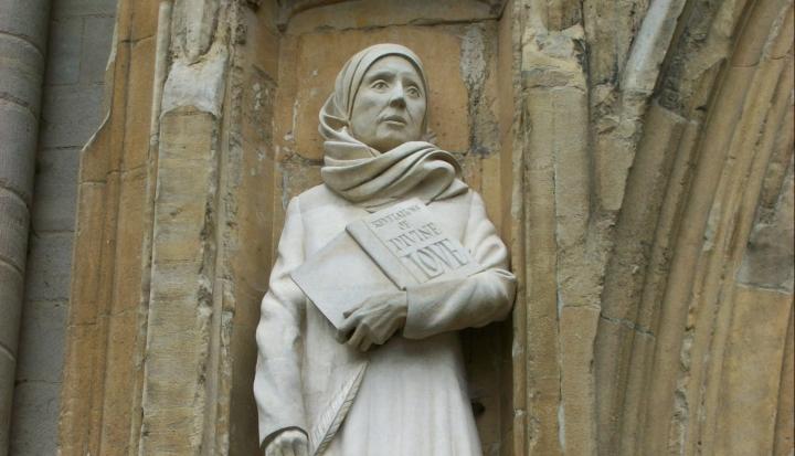 Julian of Norwich_Wikimedia