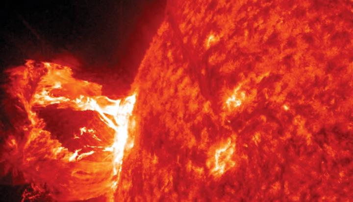 TEL_SolarFlare_Flickr_Nasa