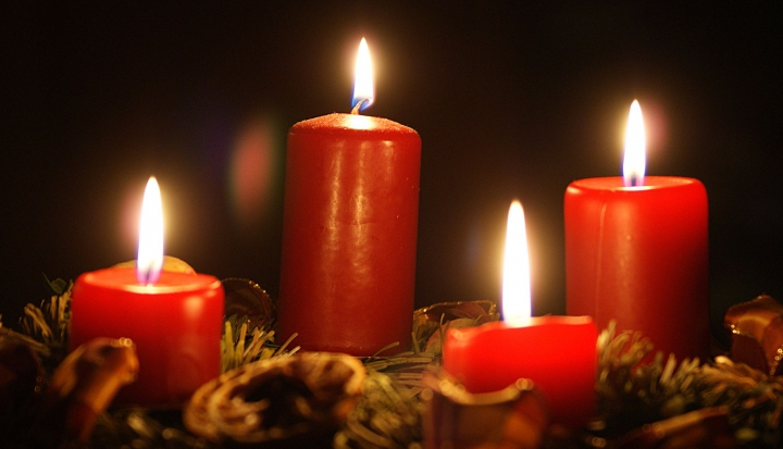 Advent wreath2_Liesel_Wikimedia