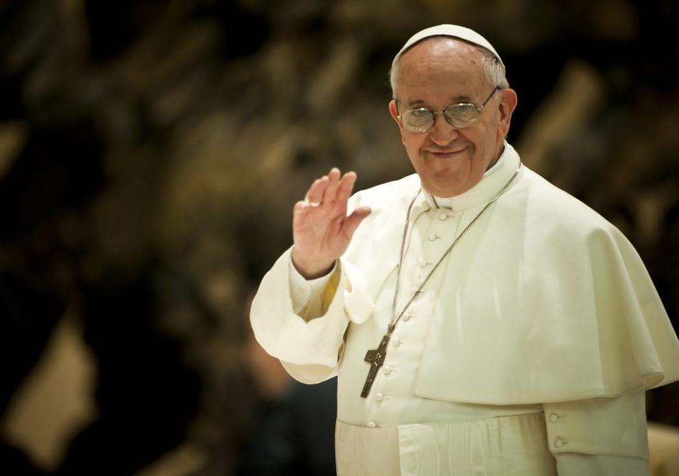 PopeFrancis_Flickr_Catholic Church (England and Wales)