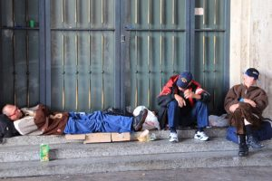Vatican homeless