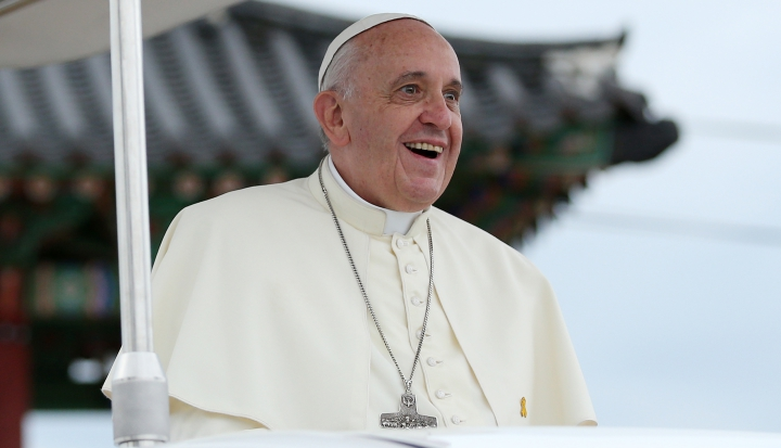 PopeFrancis_Flickr_RepublicofKorea