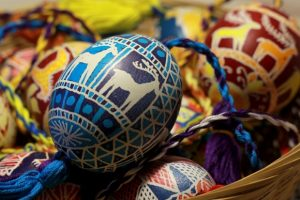 basket-of-decorated-easter-eggs