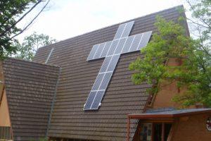 church solar panels_Flickr_KateBunker