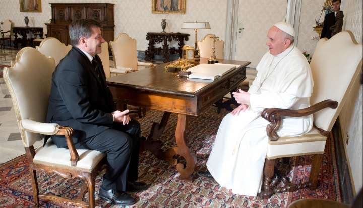Pope Francis and ILO_Flickr