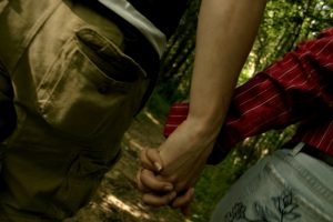 holding hands_Flickr