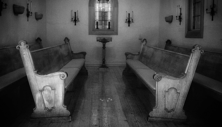 church pews_Flickr