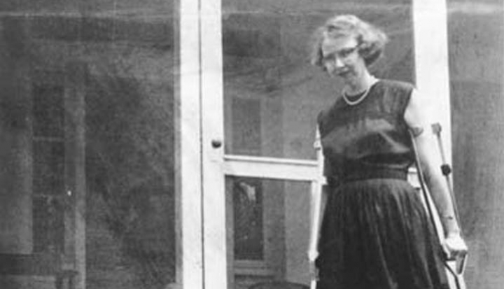 Flannery O'Connor_Flickr