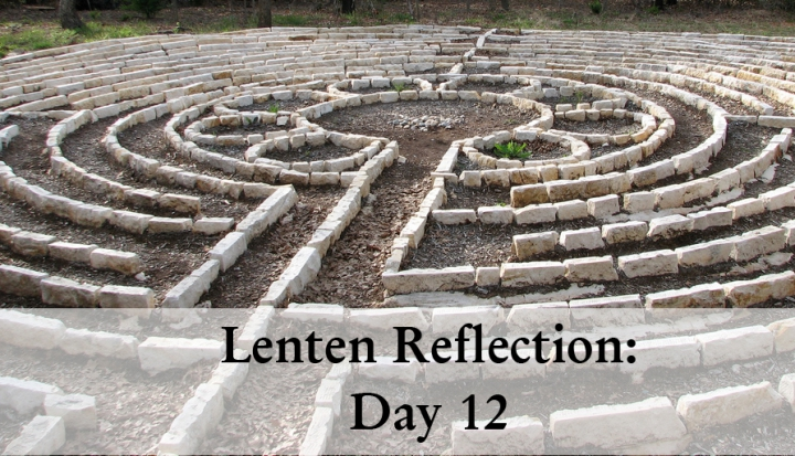 Lent Day 12