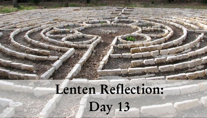 Lent Day 13