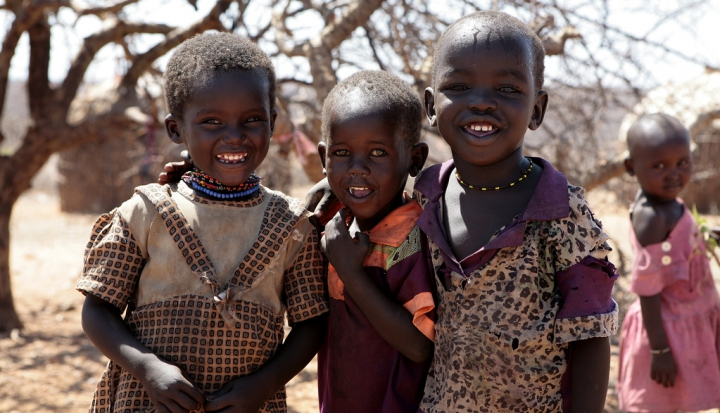 African children TEL_Flickr