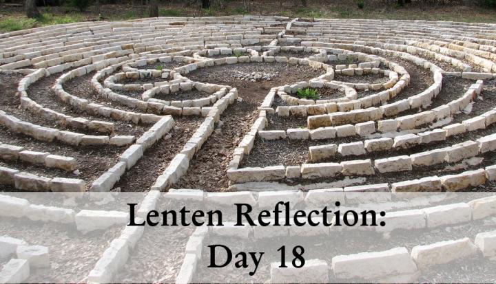 Lent Day 18