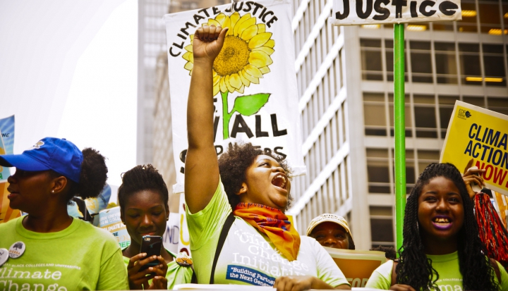 climate justice march_Flickr