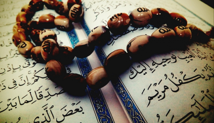 open-Quran-with-beads