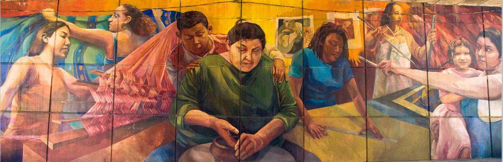 women-sitting-at-table-illustration