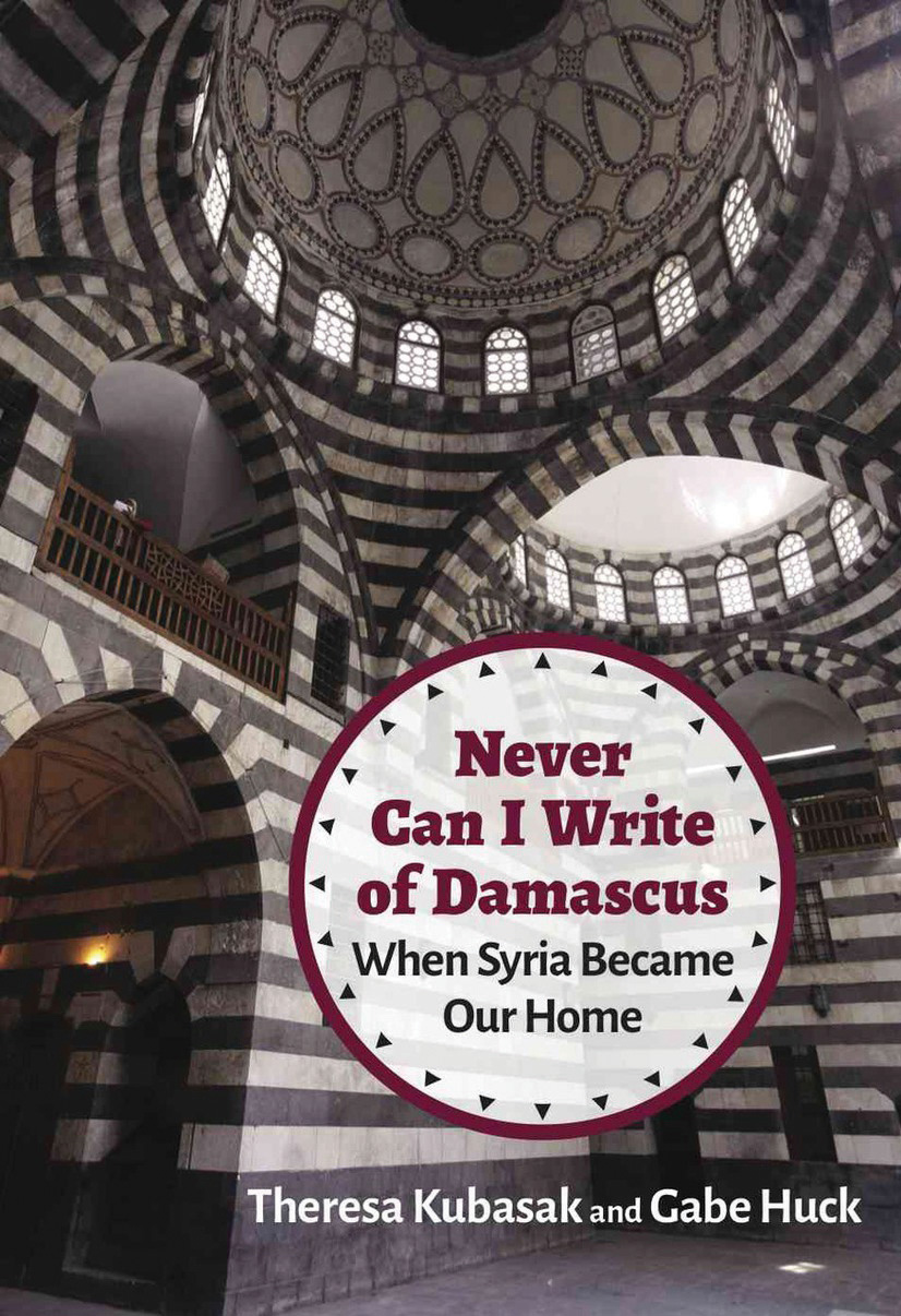 Book Rev_Never Can I write of Damascus