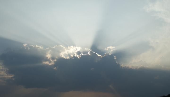 rays of light_flickr