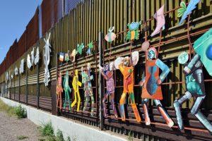 Mexican border wall_flickr