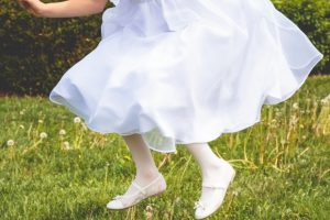 girl-in-a-first-communion-dress