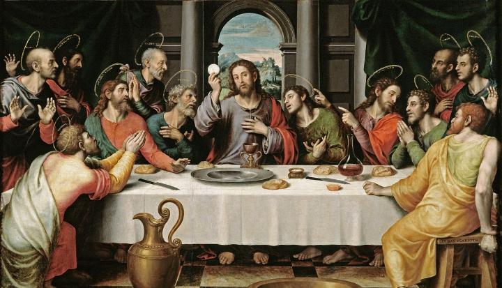 Last Supper GYA