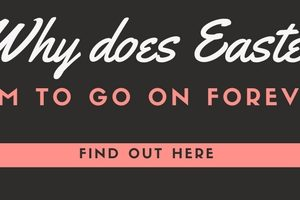banner-why-does-easter-seem-to-go-on-forever