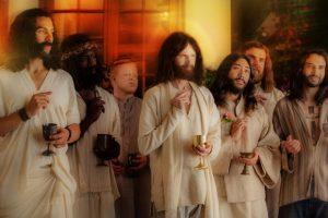 American Gods Jesuses