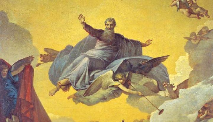 painting-of-God-and-Ezekiel