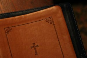 leather-book-with-cross-on-cover