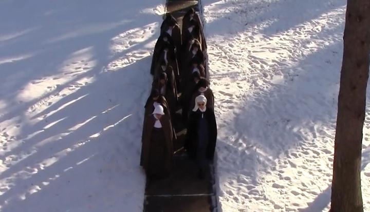 nuns processing