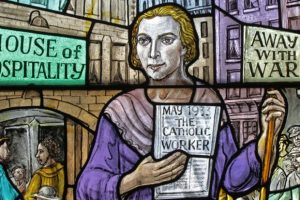 Dorothy Day peace movemnet_flickr