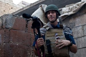 James Foley WG