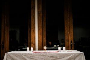 communion-on-an-altar