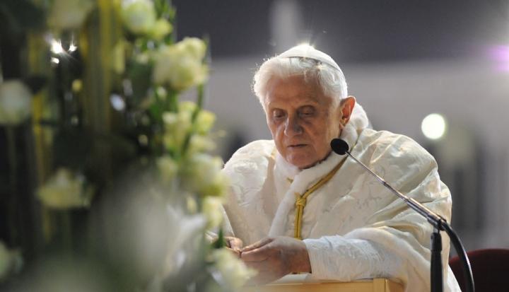 Pope Benedict_flickr