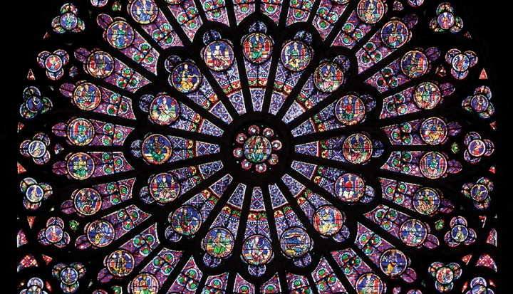 rose window TEL