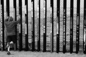 Juarez border smaller