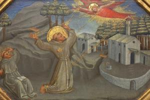 Saint-Francis-receiving-stigmata