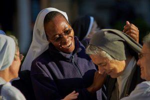 women-religious-laughing