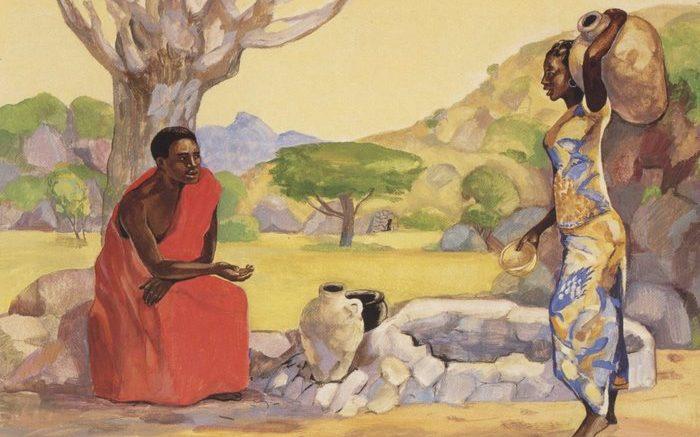 Jesus-and-Samaritan-Woman-at-well