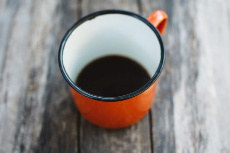 dented-tin-cup-full-of-coffee