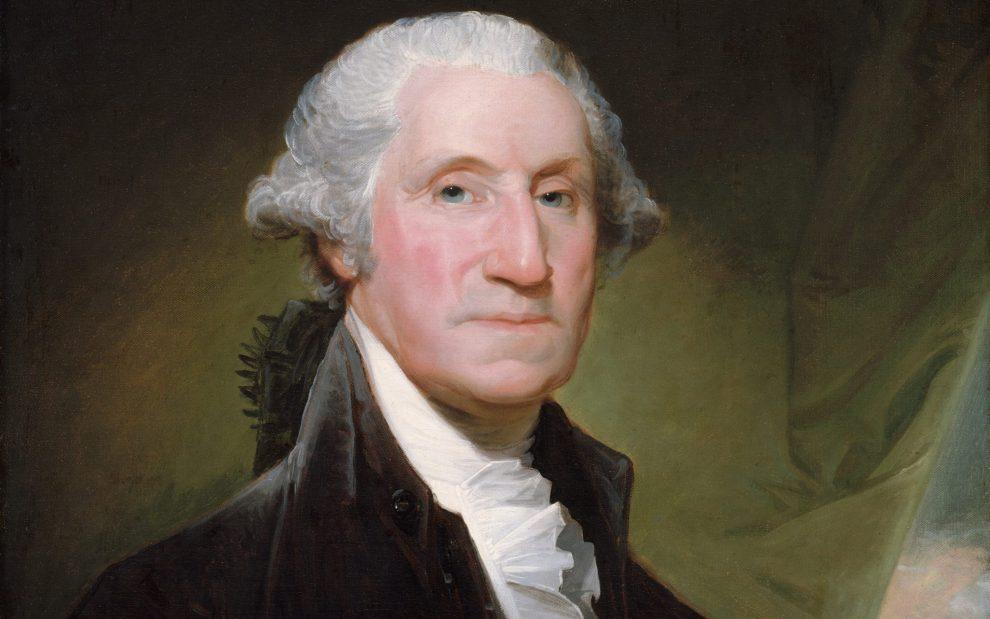 portrait-of-george-washington