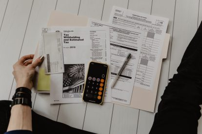 filling-out-tax-forms