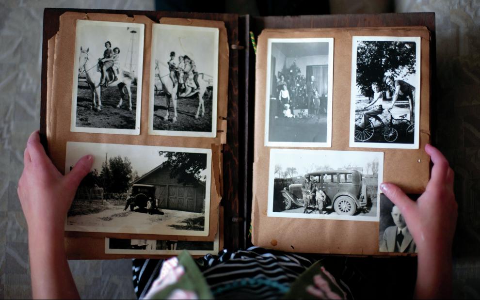 family-scrapbook