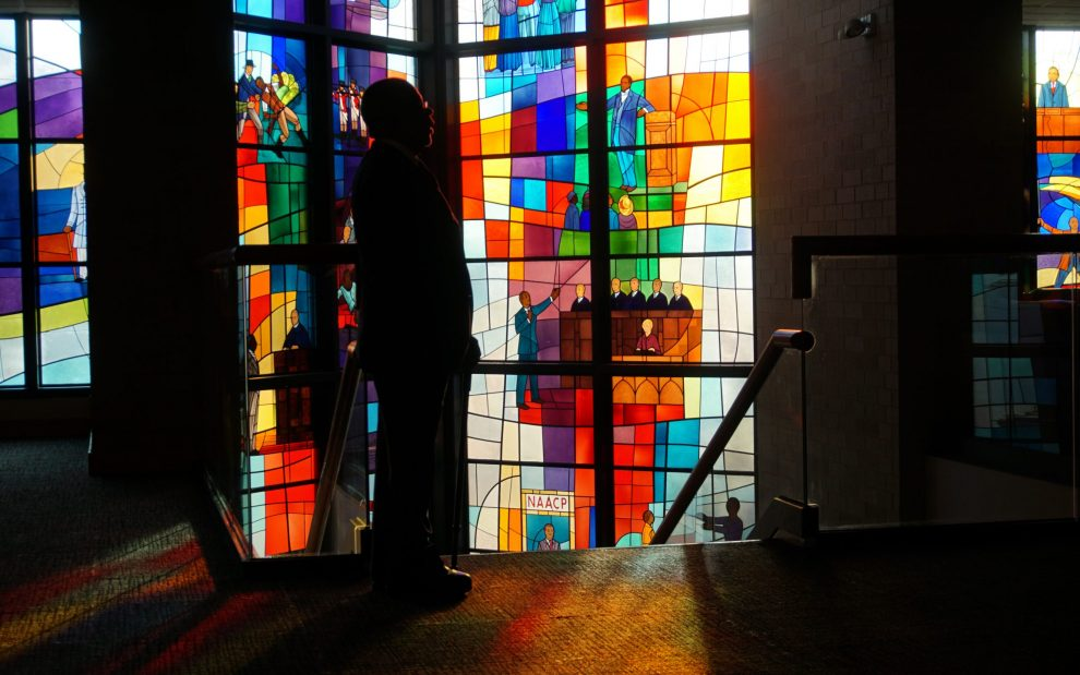 henry-louis-gates-jr-in-front-of-stained-glass