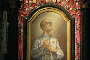 painting-of-saint-maximilian-kolbe