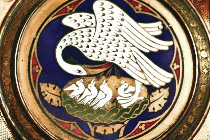 painting-of-pelican-vulning