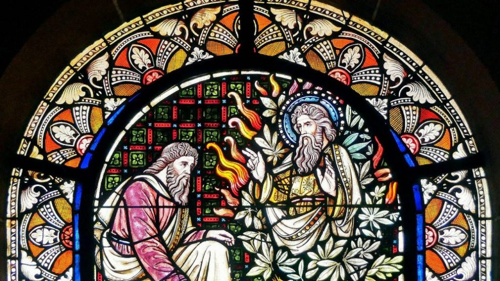 moses-and-the-burning-bush-stained-glass