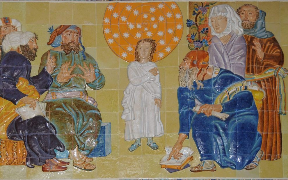 painting-of-child-jesus-in-the-temple